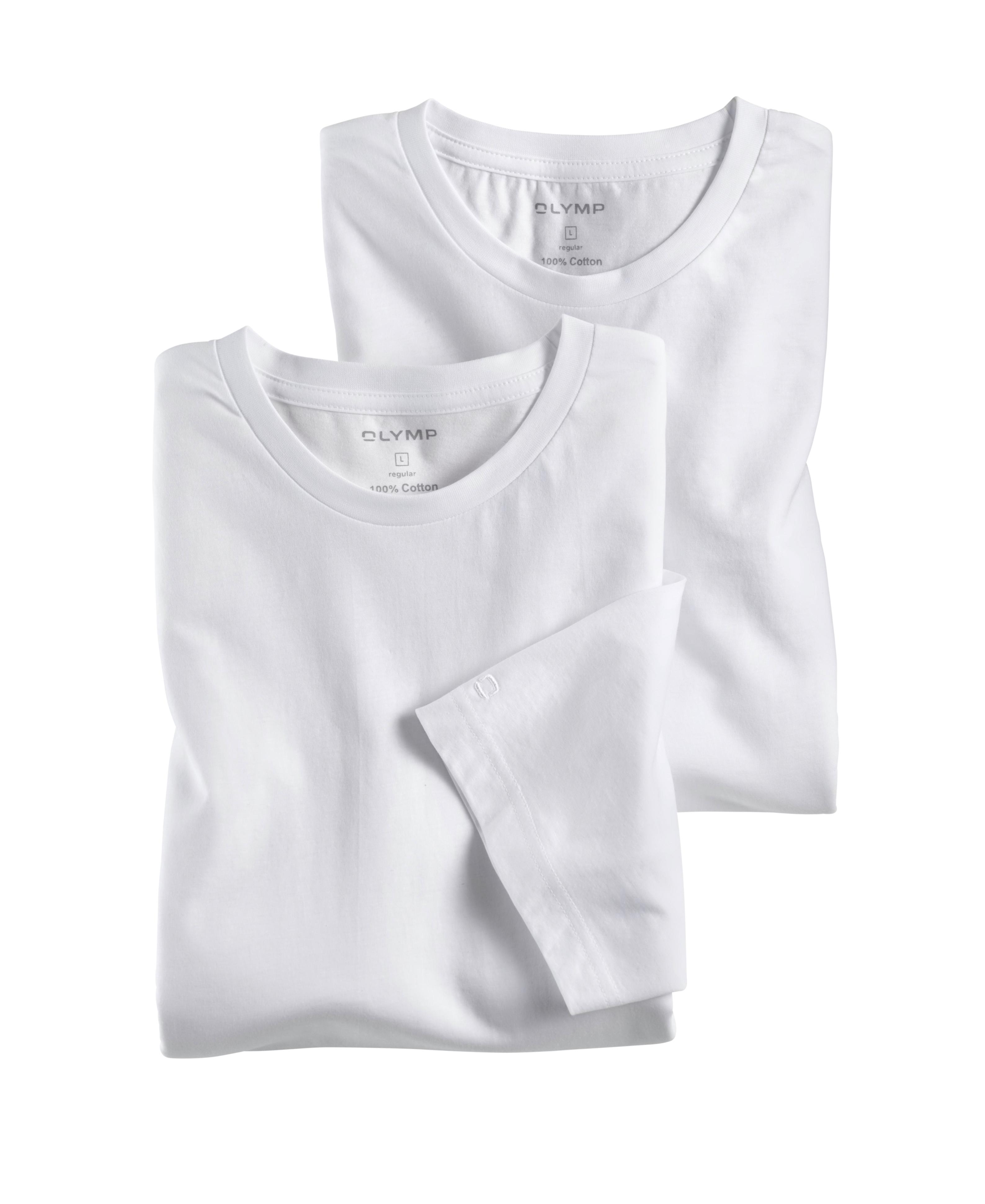 Olymp aluspaita (2-pack) Valkoinen
