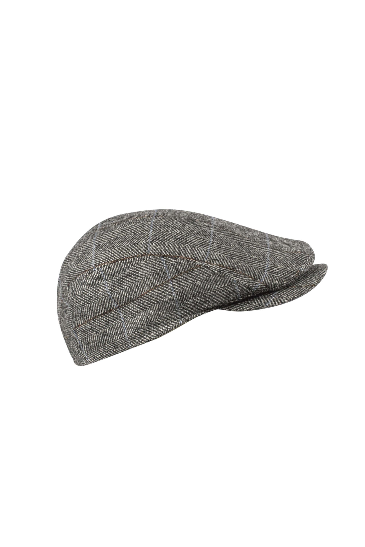 KN-Collection Miesten Hattu, Daniel Harmaa Kuosi