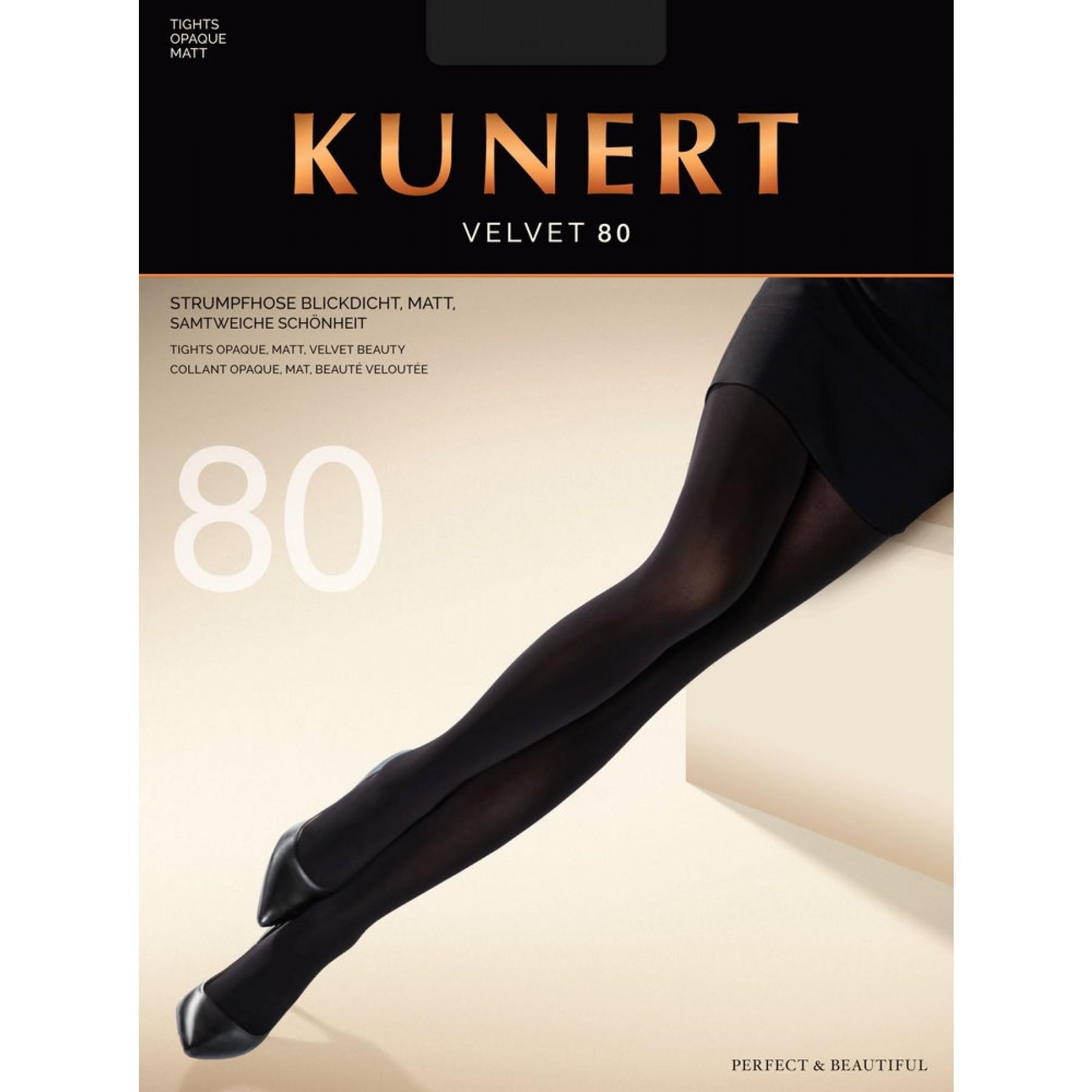 Kunert Sukkahousut, Velvet 80 Musta