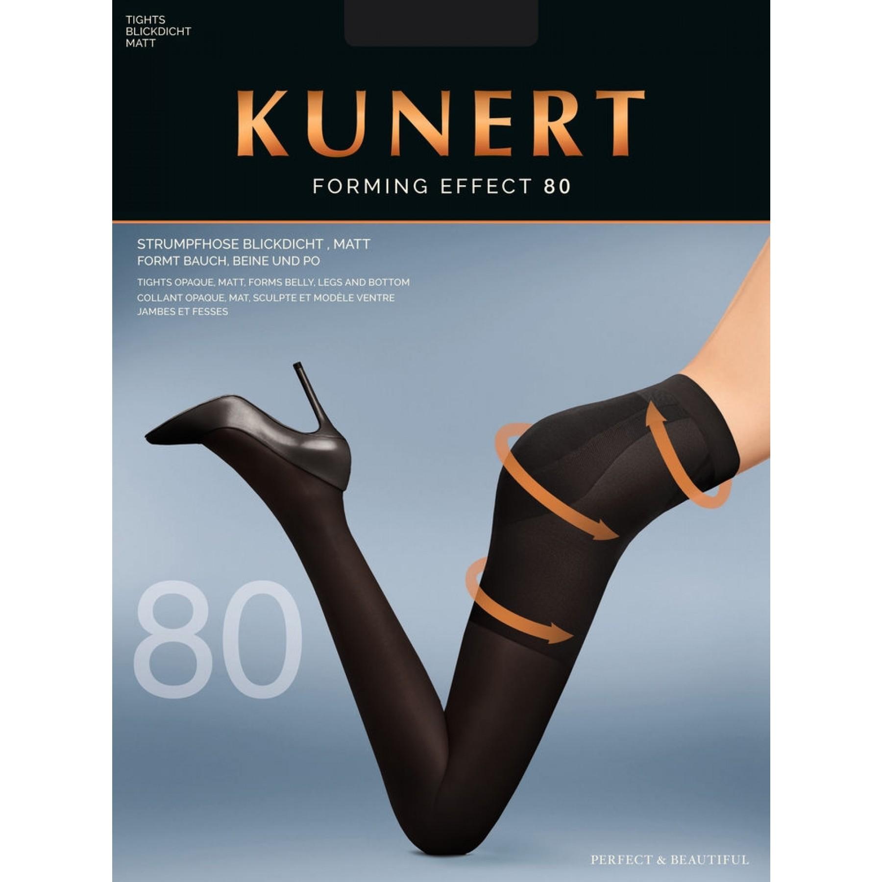 Kunert Sukkahousut, Forming Effect 80 Musta