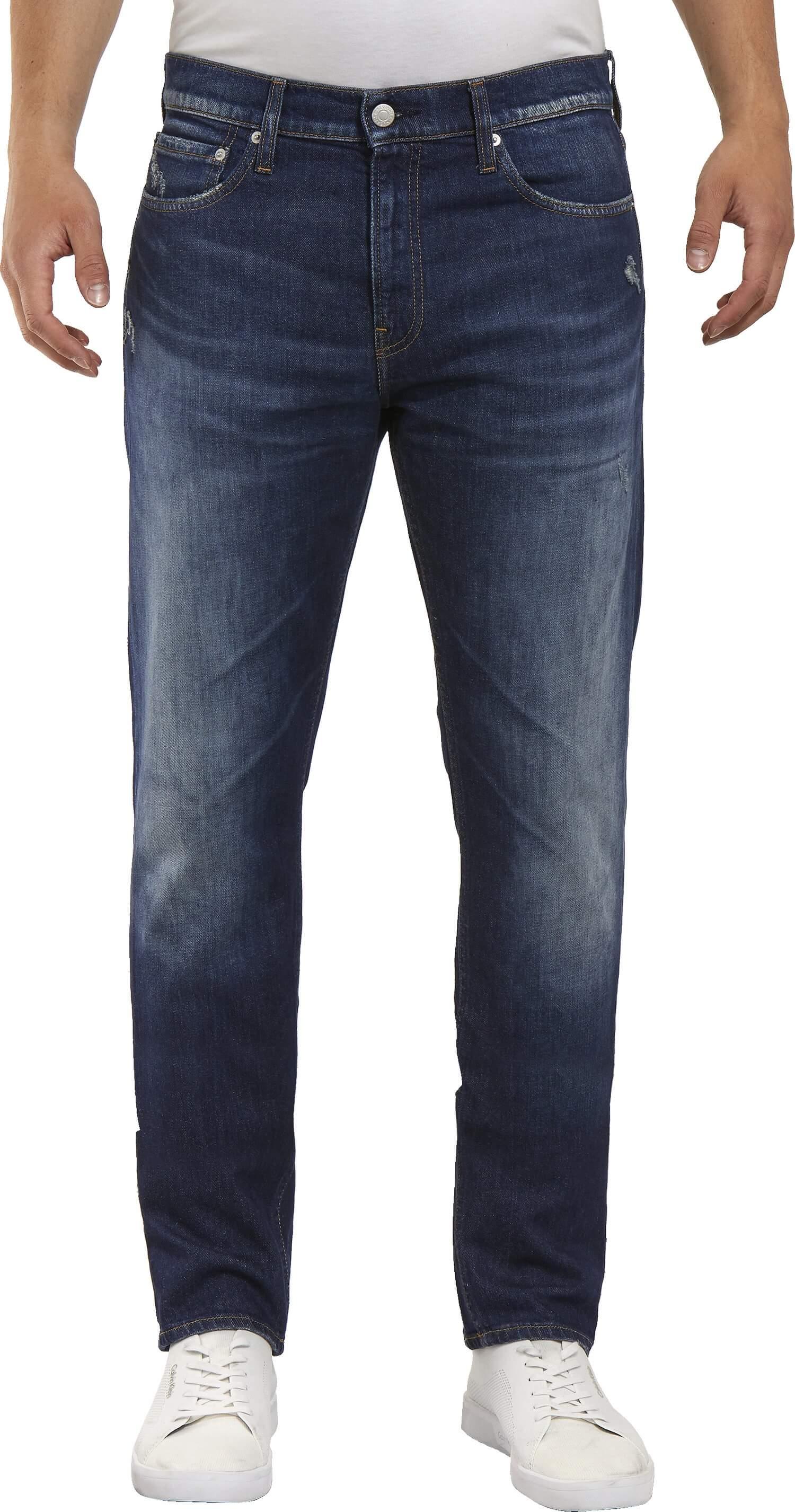 Calvin Klein Jeans, Slim West. Tummansininen