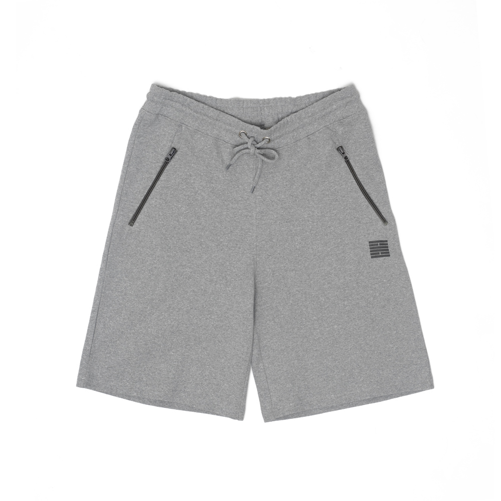 Billebeino Collegeshortsit, Shorts With Brick Keskiharmaa