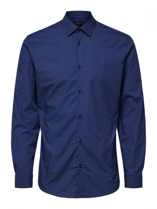 Sininen paita - Valokuvatapetit, Tapetit, Taidejuliste