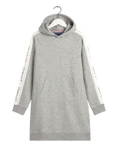 gant-naisten-collegemekko-archive-sweat-dress-vaaleanharmaa-1