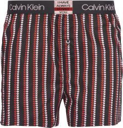 Calvin Klein Miesten Boxerit, Nothing Comes Between Musta