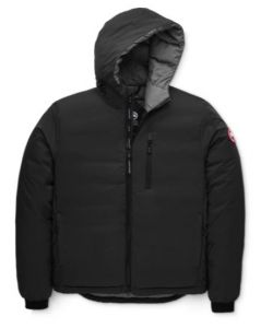 Canada Goose Lodge Jacket  Musta