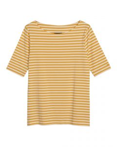 gant-pusero-boatneck-striped-top-raidallinen-keltainen-1