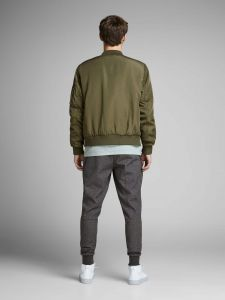jack-and-jones-collegehousut-clean-nb-sweat-pant-tummanharmaa-2