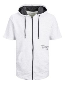 jack-and-jones-huppari-avery-sweat-ss-zip-hood-valkoinen-1