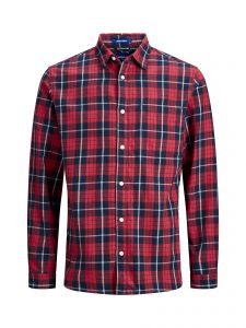 jack-and-jones-kauluspaita-jake-shirt-comfort-punainen-ruutu-2