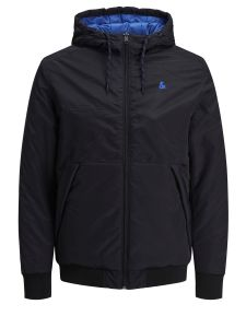 Jack and Jones Miesten Eraston Jacket Musta
