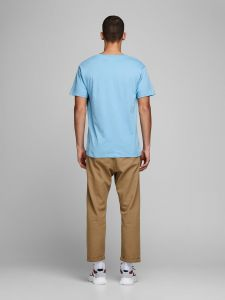 jack-and-jones-miesten-t-paita-wood-tee-ss-crew-neck-vaaleansininen-2