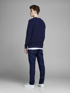 jack-and-jones-neulepusero-eliam-knit-crew-tummansininen-2