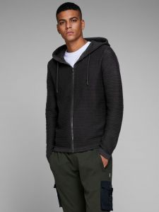 jack-and-jones-neuletakki-wind-knit-cardigan-musta-1