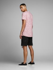 Jack and Jones shortsit, JJICHOP JJCARGO Musta