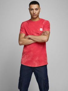 jack-and-jones-t-paita-cotie-tt-ss-crew-neck-kirkkaanpunainen-1
