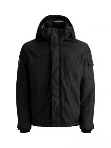 Jack and Jones toppatakki, KOOL JACKET Musta