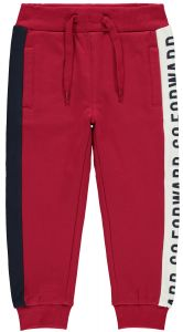 name-it-lasten-collegehousut-siva-sweat-pant-brushed-kirkkaanpunainen-1
