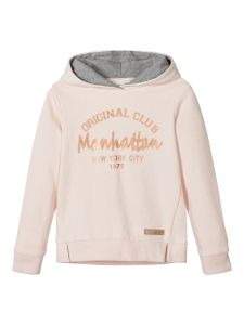 name-it-lasten-collegehuppari-tpretty-sweat-hood-unbrushed-vaaleanpunainen-1