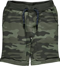 name-it-lasten-collegeshortsit-vermo-sweat-long-shorts-armeijanvihrea-1