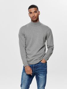 only-and-sons-miesten-neule-alex-high-neck-knit-vaaleanharmaa-1