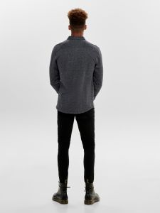 only-and-sons-miesten-pusero-gabriel-ls-knitted-shirt-tummansininen-2