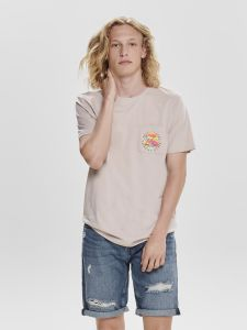 only-and-sons-miesten-t-paita-petoskey-ss-fitted-tee-vaaleanpunainen-2