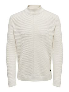 only-and-sons-neule-roland-7-structure-knit-valkoinen-1