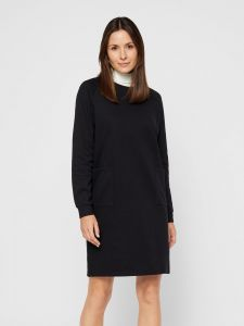 pieces-collegemekko-pcnomina-ls-sweat-dress-musta-1