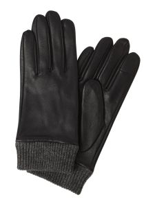 pieces-naisten-nahkakasineet-hina-leather-gloves-musta-1