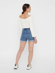 pieces-shortsit-pcleah-mom-hw-shorts-indigo-2