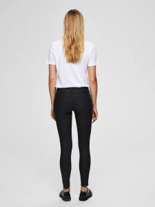 selected-femme-naisten-housut-gaia-coated-jegging-musta-2