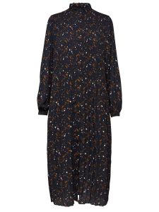selected-femme-naisten-mekko-josie-ls-ankle-shirt-dress-sininen-kuosi-1