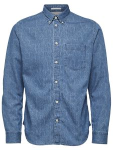selected-miesten-kauluspaita-landon-perfect-shirt-indigo-1