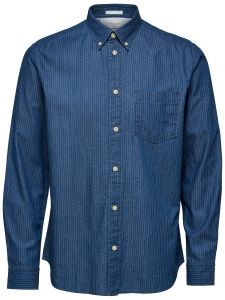 selected-miesten-kauluspaita-perfect-larson-regular-indigo-1