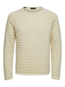 selected-miesten-puuvillaneule-troy-crew-neck-kerma-1