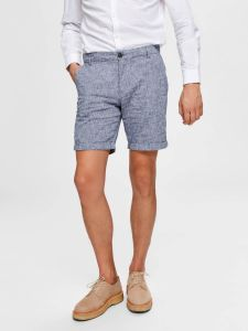 selected-pellavashortsit-straight-paris-linen-short-keskisininen-1