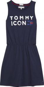 tommy-hilfiger-childrenswear-trikoomekko-essential-icon-dress-tummansininen-1
