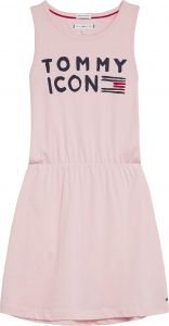 tommy-hilfiger-childrenswear-trikoomekko-essential-icon-dress-vaaleanpunainen-1