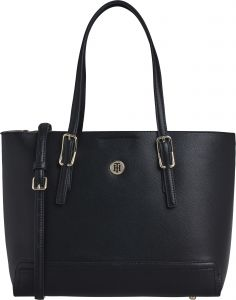 tommy-hilfiger-laukku-honey-medium-tote-musta-1