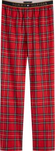 tommy-hilfiger-miesten-flanellihousut-flannel-check-gold-pant-punainen-ruutu-1