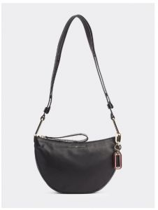 tommy-hilfiger-nahkalaukku-leather-statement-hobo-musta-1
