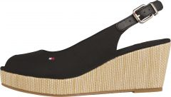 tommy-hilfiger-naisten-kengat-th-iconic-sling-back-wedge-musta-1