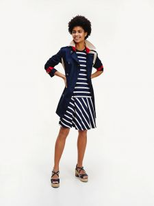 tommy-hilfiger-naisten-mekko-tiffany-relaxed-dress-raidallinen-sininen-2