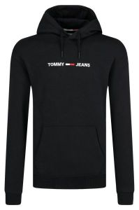 tommy-jeans-miesten-huppari-small-logo-hoodie-musta-1