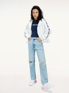 tommy-jeans-naisten-kevattakki-tape-sleeve-windbrake-valkoinen-1