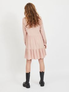 vila-naisten-mekko-morose-ls-shirt-dress-vaaleanpunainen-2