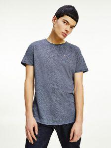 tommy-jeans-miesten-t-paita-jaspe-c-neck-nos-tummansininen-1