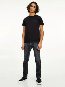 tommy-jeans-miesten-t-paitatjm-t-paita-musta-1