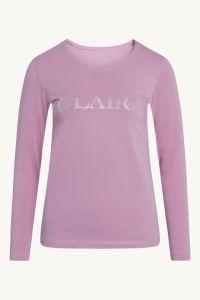 claire-naisten-trikoopusero-ls-logo-vaaleanpunainen-1